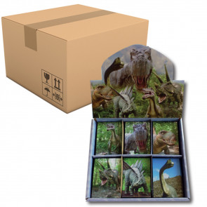 Fundraising Products | Daring Dinosaur Notepads for PTA/Library/Charity Stationery Sales.