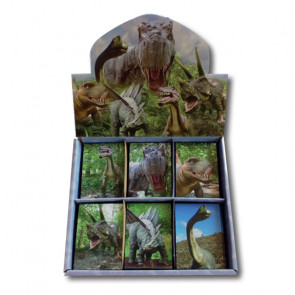 Fundraising Ideas | Bulk Stationery for Resale. Boxes Dinosaur Notepads