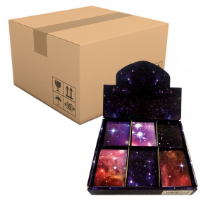 Fundraising Products | Space / Stars Design Notepads for PTA/Library/Charity Stationery Sales