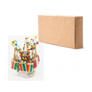 Fundraising Sale | Tubs Rainbow Pencils with Mini Colouring Pack.