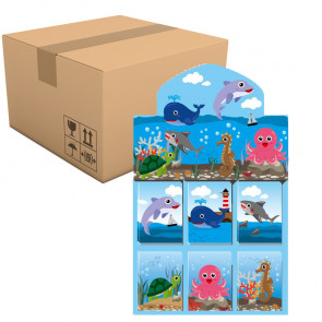 Fundraising Products | Sealife Notepads for PTA/Library/Charity Stationery Sales.