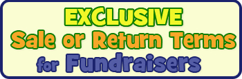 Exclusive - Sale or Return for Fundraisers